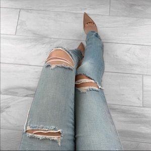 EkAttire Willow Jeans